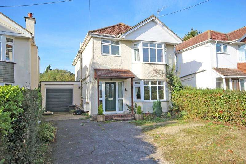 3 Bedrooms Detached House for sale in Stem Lane, New Milton