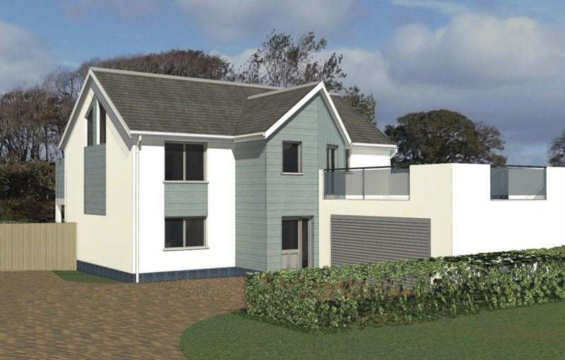 4 Bedrooms Detached House for sale in Churchill Way, Northam, Bideford