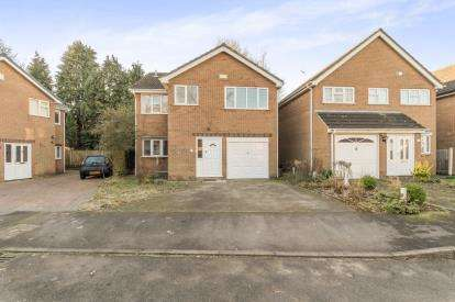 4 Bedrooms Detached House for sale in Whitaker Gardens, Burton Road, Derby, Derbyshire