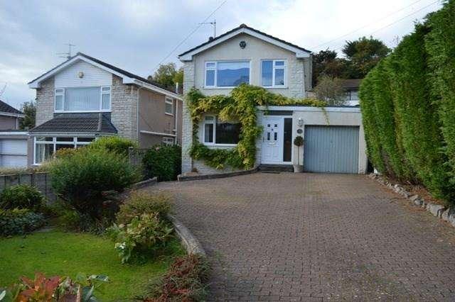 3 Bedrooms Detached House for sale in Milton Hill, Worlebury, Weston-super-Mare