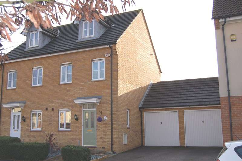 3 Bedrooms Semi Detached House for sale in Barbour Green, Wickford