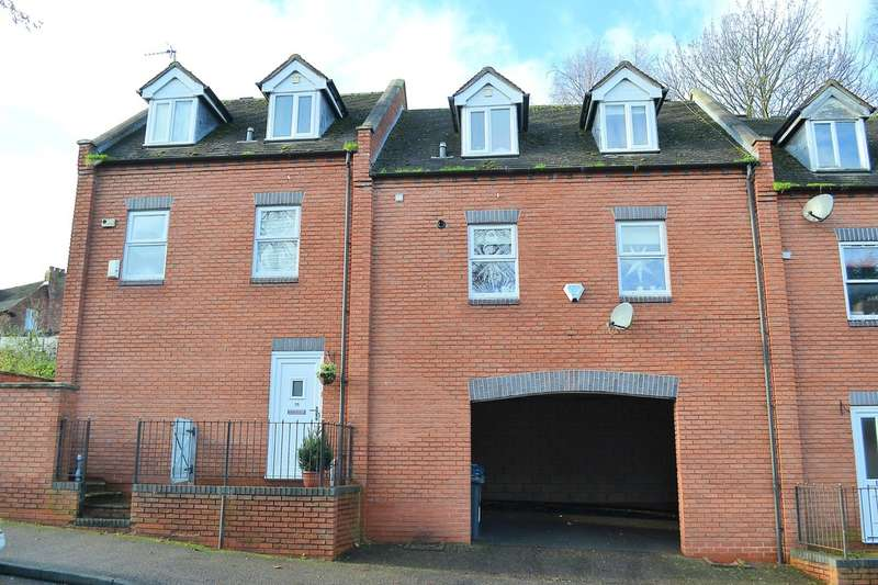 2 Bedrooms Terraced House for sale in George Lane, Lichfield, WS13 6DX