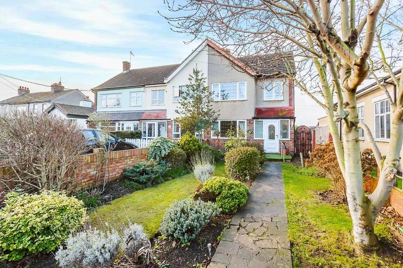 3 Bedrooms End Of Terrace House for sale in North Road, South Ockendon