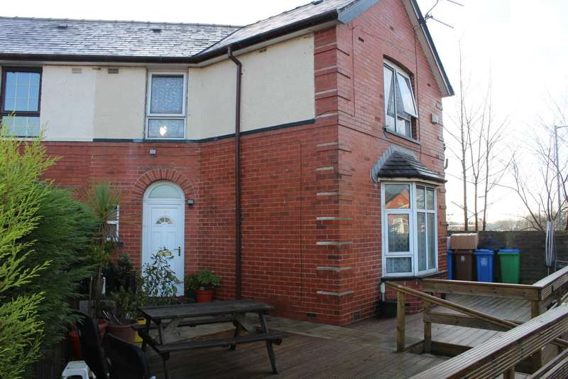 2 Bedrooms Semi Detached House for sale in Albert Royds Street, Rochdale