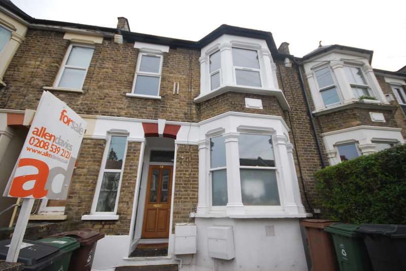 2 Bedrooms Flat for sale in Newport Road, Leyton, E10