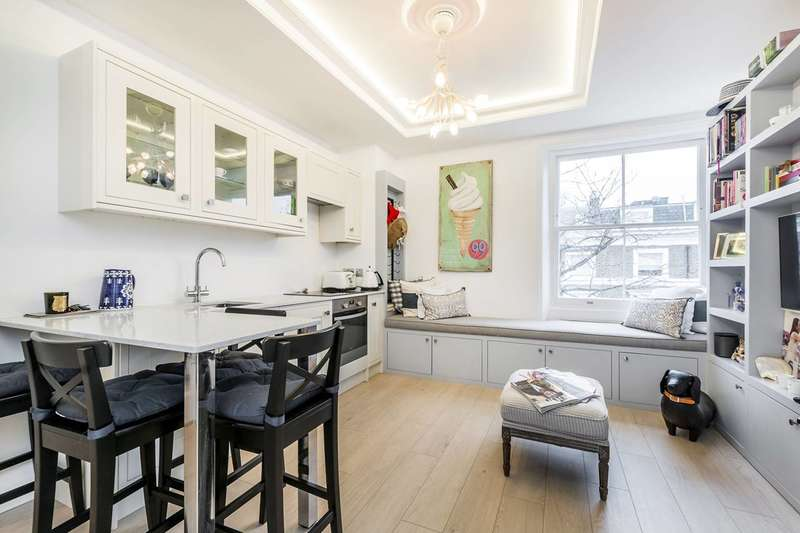 1 Bedroom Flat for sale in Lower Addison Gardens, Holland Park, W14