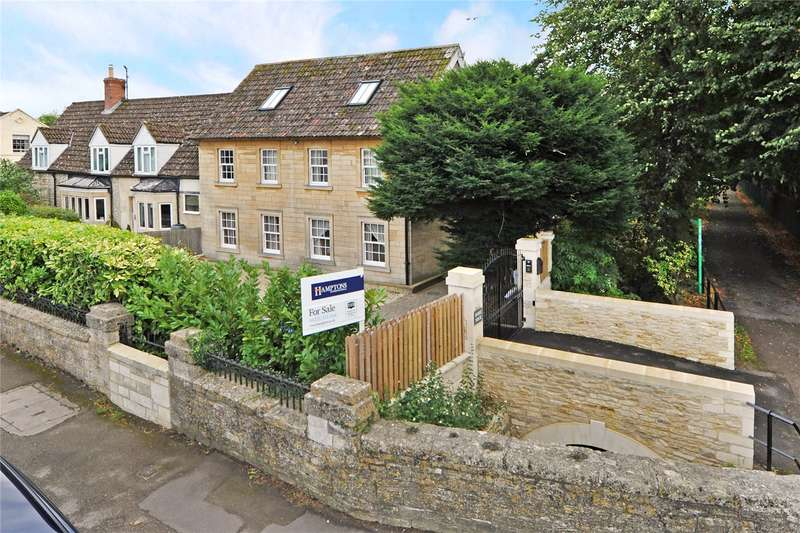 5 Bedrooms Semi Detached House for sale in The Street, Holt, Wiltshire, BA14