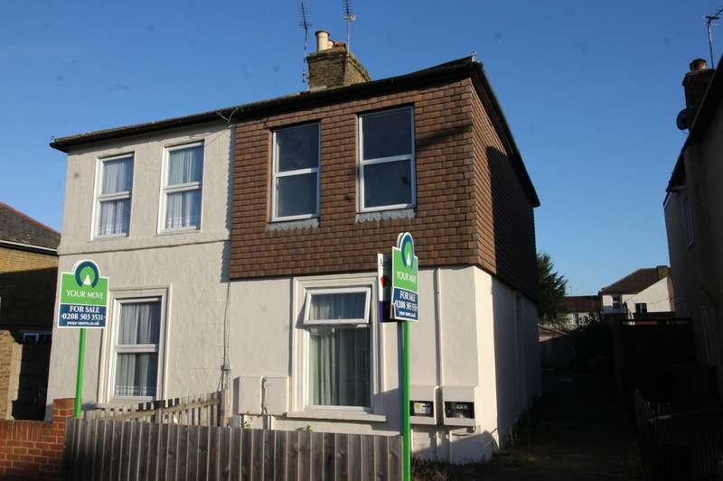 1 Bedroom Flat for sale in Woolwich Road, Bexleyheath, DA7