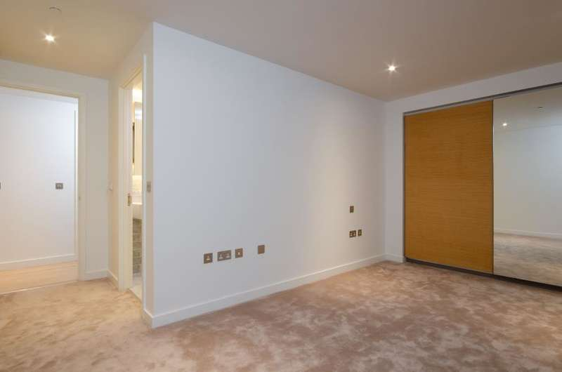 2 Bedrooms Flat for sale in Park Vista Tower, 5 Cobblestone Square, London, E1W