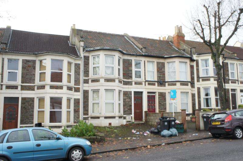 6 Bedrooms Terraced House for rent in Muller Road, Horfield, Bristol, BS7 0AA