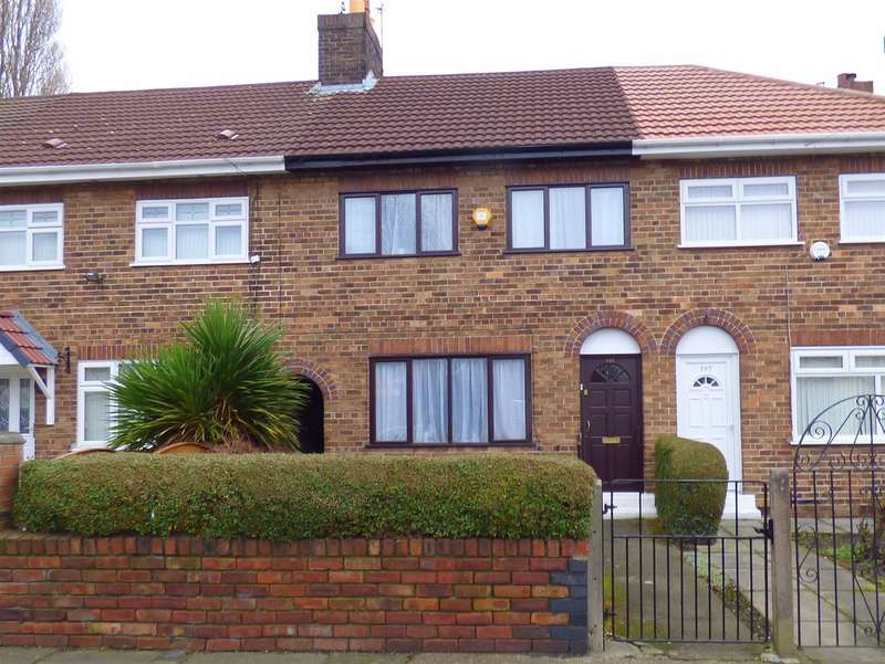 3 Bedrooms Terraced House for sale in Kingsway, Huyton, Liverpool