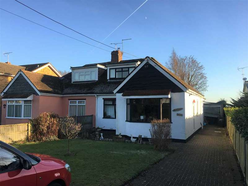 4 Bedrooms Semi Detached House for sale in Nine Ashes Road, Blackmore