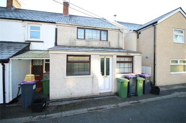 2 Bedrooms Cottage House for sale in Wesley Street, Old Cwmbran, CWMBRAN