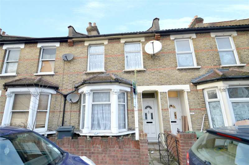 3 Bedrooms Terraced House for sale in Northcote Road, Croydon, Surrey
