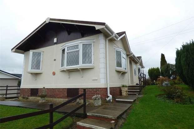 2 Bedrooms Park Home Mobile Home for sale in Mill Farm Park, Bulkington, Warwickshire