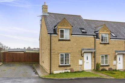 3 Bedrooms End Of Terrace House for sale in Knottes Close, Winchcombe, Cheltenham, Gloucestershire