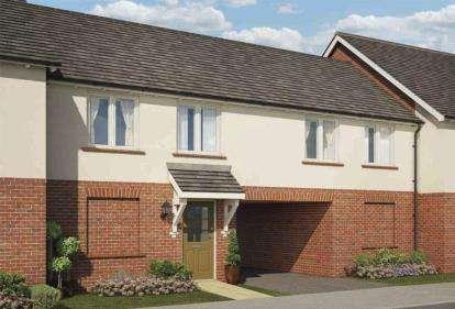 2 Bedrooms Link Detached House for sale in Saxon Rise, Queen Elizabeth Road, Nuneaton