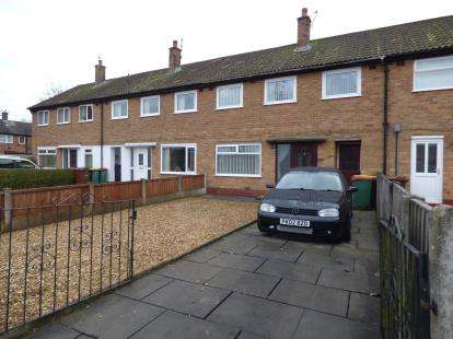 3 Bedrooms Terraced House for sale in Blackpool Road, Ashton-On-Ribble, Preston, Lancashire, PR2