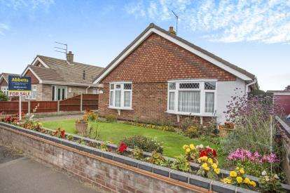 3 Bedrooms Bungalow for sale in Gorleston-On-Sea, Great Yarmouth, Norfolk