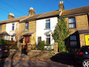 2 Bedrooms Terraced House for sale in Eastwood Cottages, Conyer, Sittingbourne