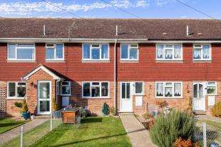 3 Bedrooms Terraced House for sale in Richards Close, Chiddingstone Causeway, Tonbridge, .