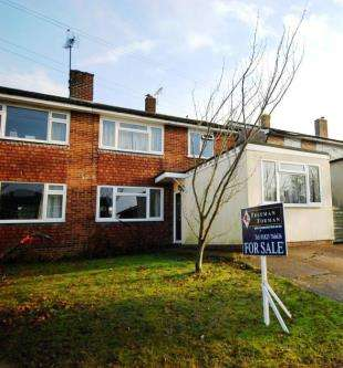3 Bedrooms Semi Detached House for sale in Newick Drive, Newick, Lewes, East Sussex
