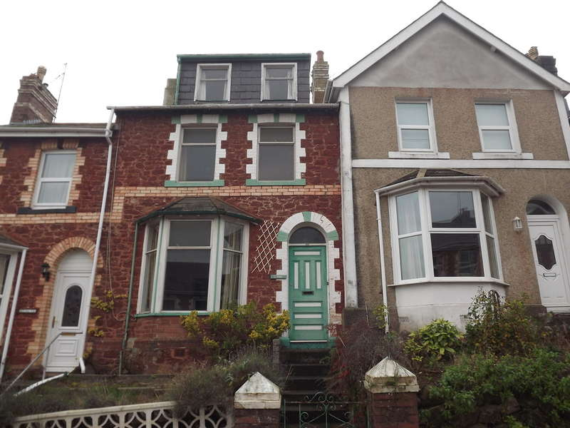 5 Bedrooms Terraced House for sale in Sherwell Hill, Chelston, Torquay