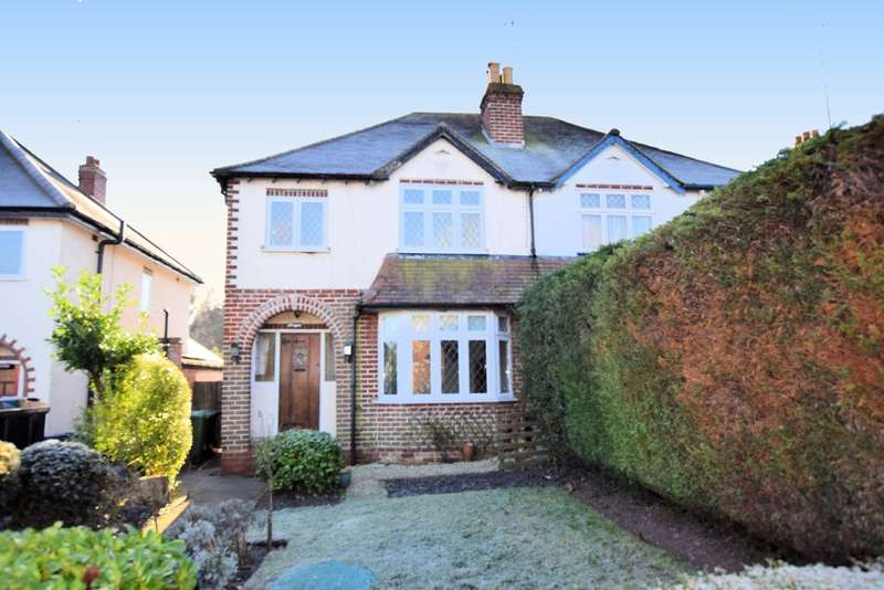 3 Bedrooms Semi Detached House for sale in Old Warwick Road, Lapworth