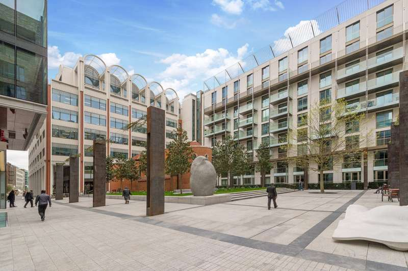 1 Bedroom Flat for sale in Pearson Square, Fitzrovia, London, W1T