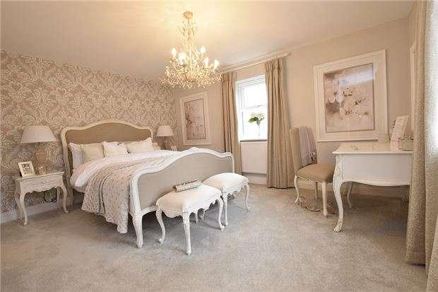 6 Bedrooms Detached House for sale in Plot 4 The Sandhurst, Churchill Gardens, Broad Lane, Yate, BRISTOL, BS37 7LA