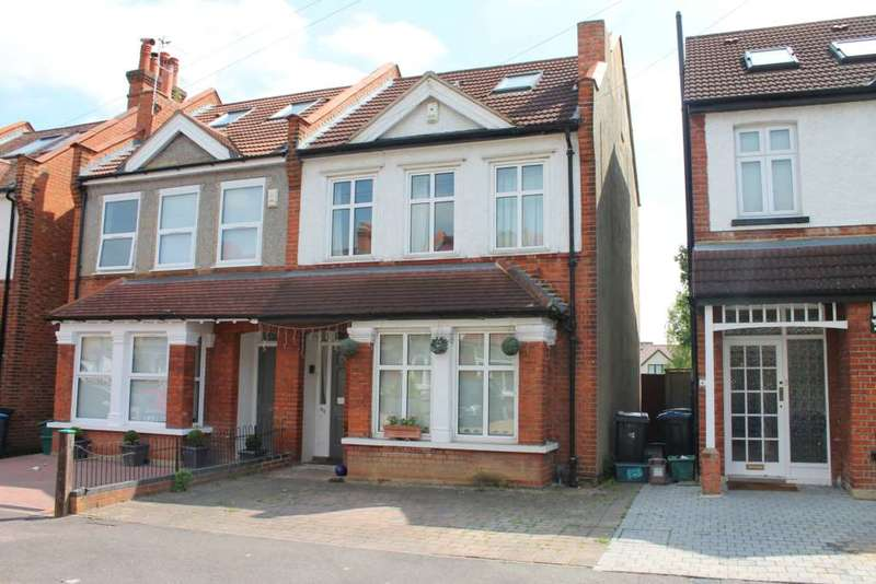 5 Bedrooms Semi Detached House for sale in Central New Malden