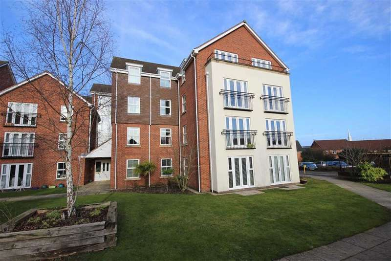 2 Bedrooms Flat for sale in Birch Meadow Close, Warwick, CV34