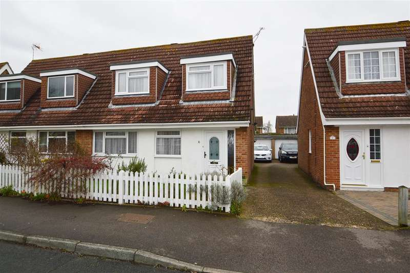 2 Bedrooms Property for sale in Halden Close, Maidstone