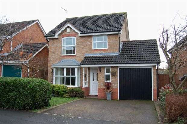 3 Bedrooms Detached House for sale in Church Close, West Haddon, Northampton NN6 7DY