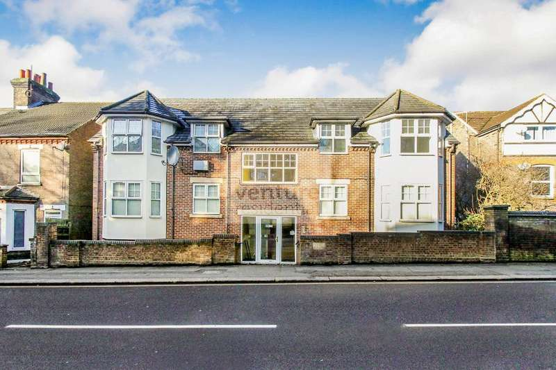 2 Bedrooms Flat for sale in Hitchin Road, Luton, Bedfordshire, LU2 0EQ