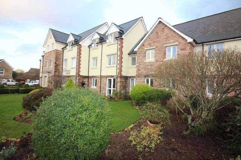 1 Bedroom Flat for sale in St Peters Lodge, High Street, Portishead