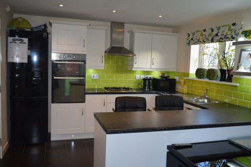 5 Bedrooms Detached House for sale in Davy Road, Abram, WN2 5YX