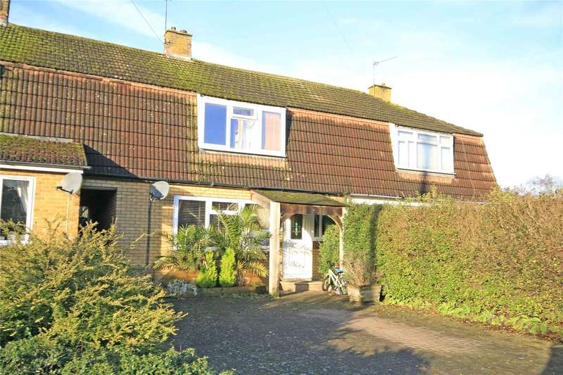 3 Bedrooms Terraced House for sale in Rectory Lane, Byfleet, West Byfleet, Surrey, KT14