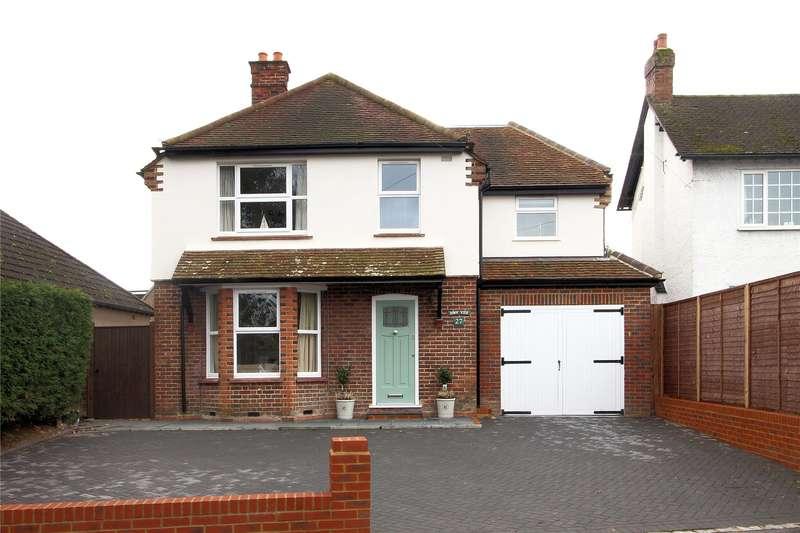 4 Bedrooms Detached House for sale in Westfield Road, Woking, Surrey, GU22