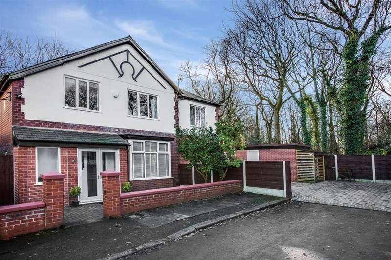 4 Bedrooms Detached House for sale in Oaklands Road, Swinton, Manchester, M27 0ED