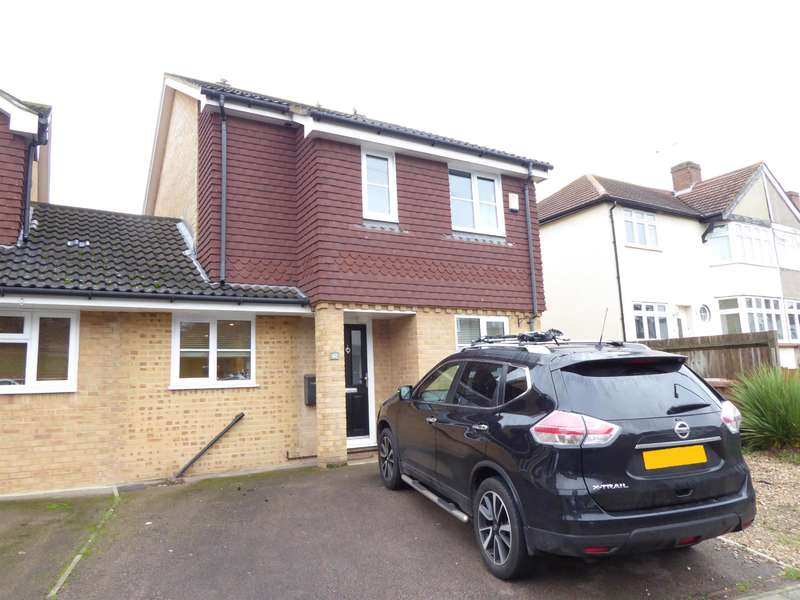 4 Bedrooms Semi Detached House for sale in Sunland Avenue, South Bexleyheath, Kent, DA6 8LP