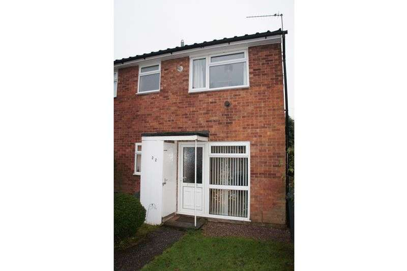 1 Bedroom Semi Detached House for sale in Sycamore Avenue, Congleton