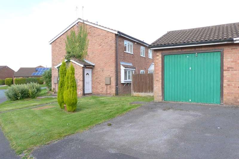 1 Bedroom Semi Detached House for sale in Chamberlain Way, Biddulph, Staffordshire, ST8 7BB