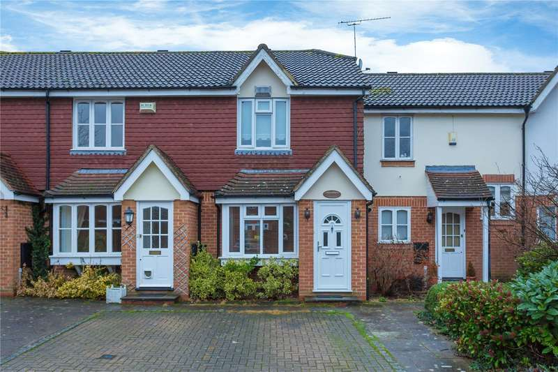 2 Bedrooms Terraced House for sale in Courtens Mews, Stanmore, HA7