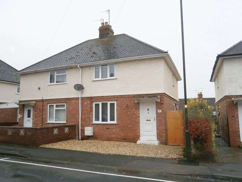 3 Bedrooms Semi Detached House for sale in Hollams Road, Tewkesbury