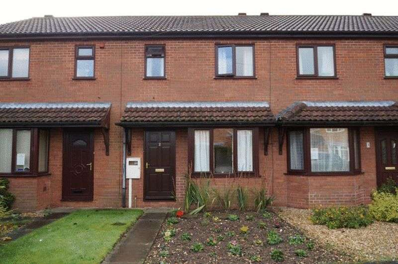 2 Bedrooms Terraced House for sale in Ashwood Close, Horncastle