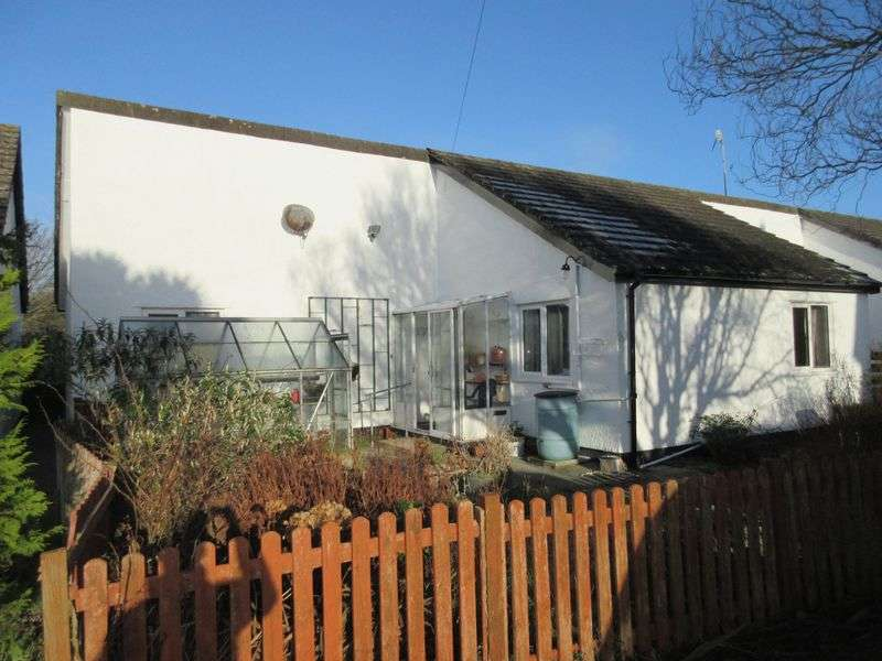 3 Bedrooms Semi Detached Bungalow for sale in 2 Nant Y Mynydd, Llanfechell