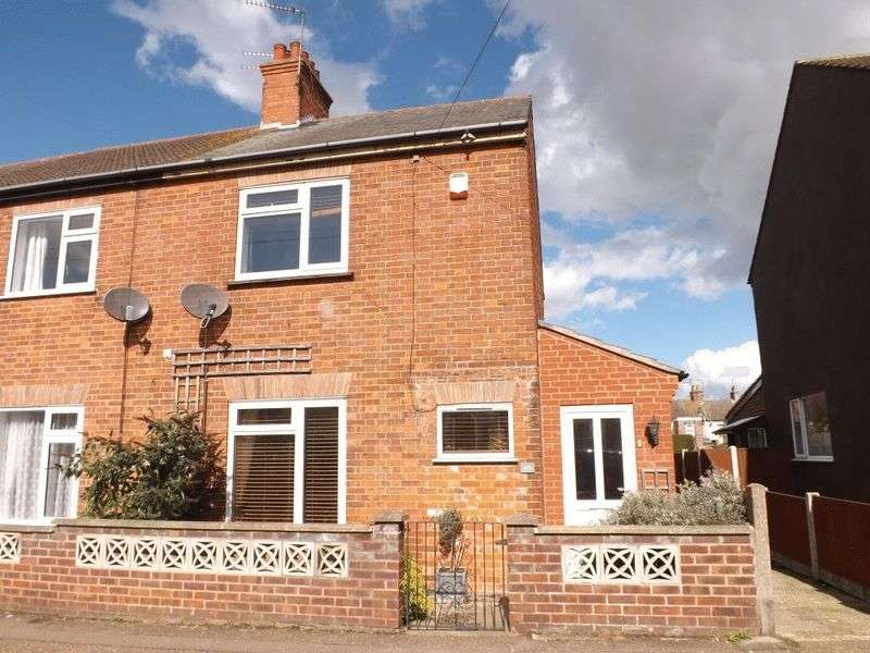 3 Bedrooms Terraced House for sale in Gorleston-on-Sea