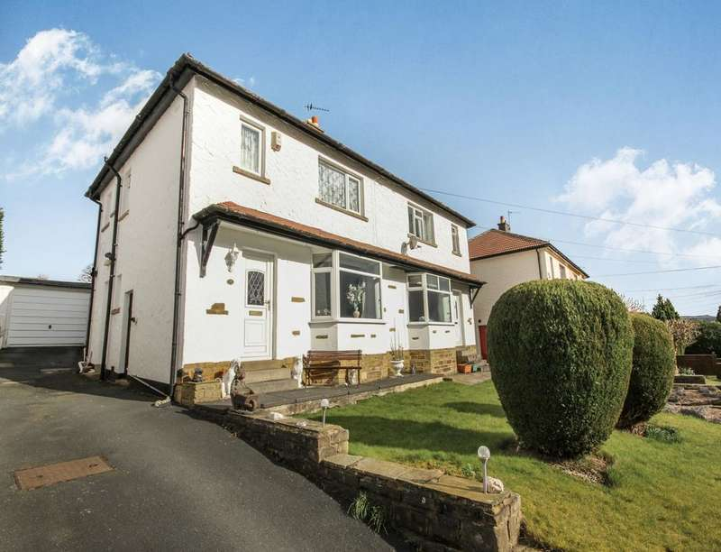 3 Bedrooms Semi Detached House for sale in Southlands Road, Riddlesden, Keighley, BD20