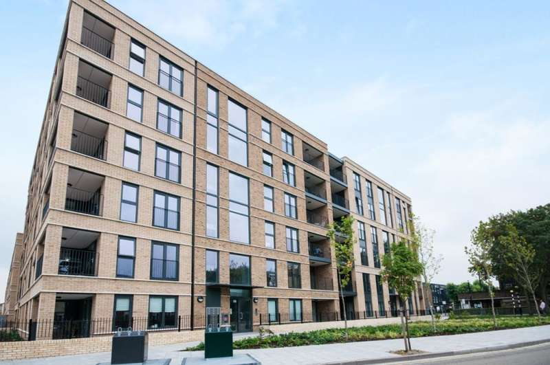 1 Bedroom Flat for sale in Mostyn Building, Oval Quarter, Oval